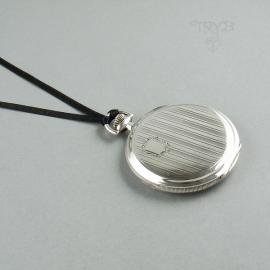 watch necklace, pocketwatch necklace,