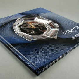 Books about watches.