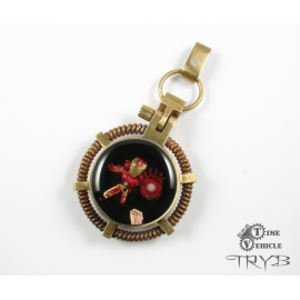 Outstanding Iron man pendant