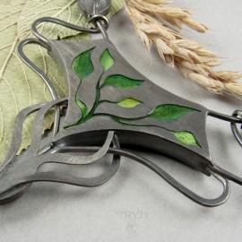 Ręcznie robiona naturalna biżuteria
