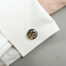 Mechanical jewelry for men
