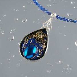 Biżuteria artystyczna ze srebra