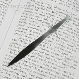 Ręcznie robiona zakładka do książki Tolkien