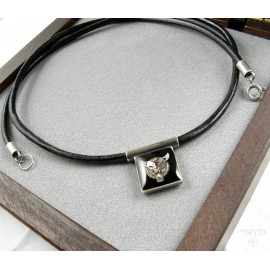 Artistic men's jewellery for a gift