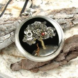 Handmade Tree of life pendant