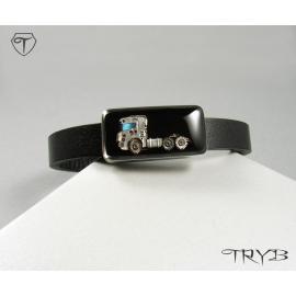Men's bracelet with a TIR truck