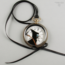 The Death of Rats Pendant