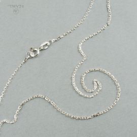 Sterling silver chain -...