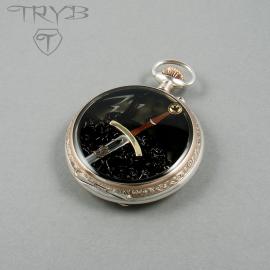 Swallow pendant with Ciri sword Zireael