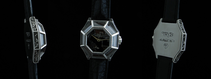 Unique watch - work of art