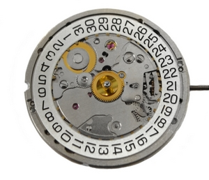 Luxury watch with Eta 2892A2 movement