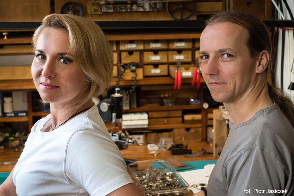 Goldsmiths artists Anna & Witold Chudzik TRYB